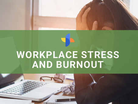 Warnings about Workplace Stress & Burnout