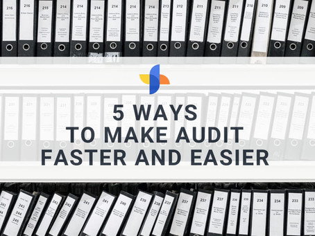 5 Ways to Make Audit Faster and Easier