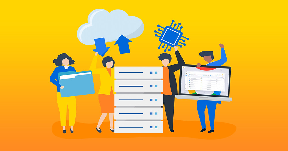 Benefits of Online Data Storage with SERVIO Small Business