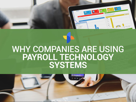 An Expert Guide: Why Companies Are Using Payroll Technology Systems