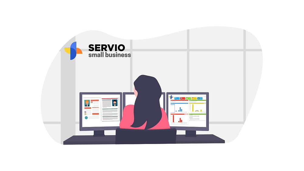 SERVIO HR Management software for small business