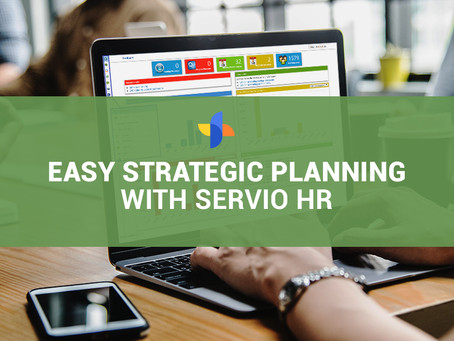 Easy Strategic Planning: Find an HR Technology Software That's Right For Your Business