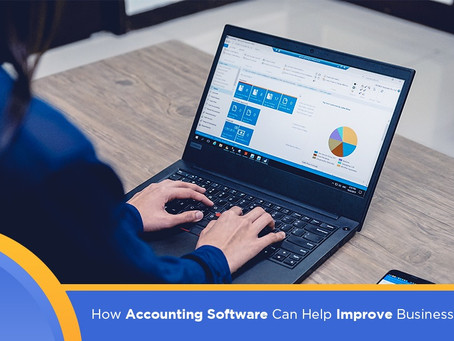 How Accounting Software Can Help Improve Business Efficiency