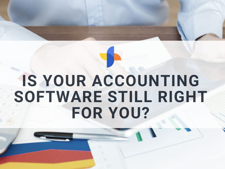 Is Your Accounting Software Right for Your business?