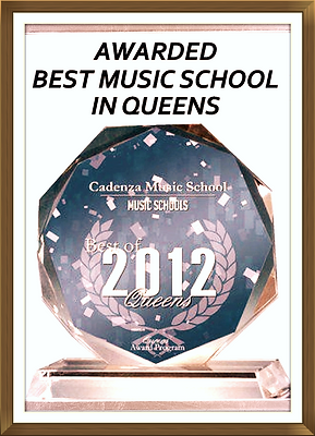 Award for Best Music School in Queens