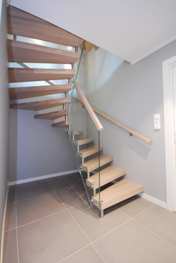 moderne trapp