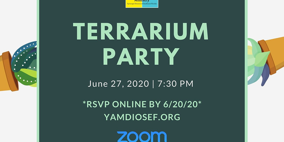 Terrarium Party