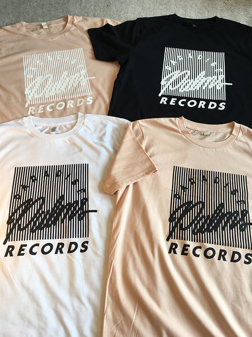 Paradise Palms Records Tee