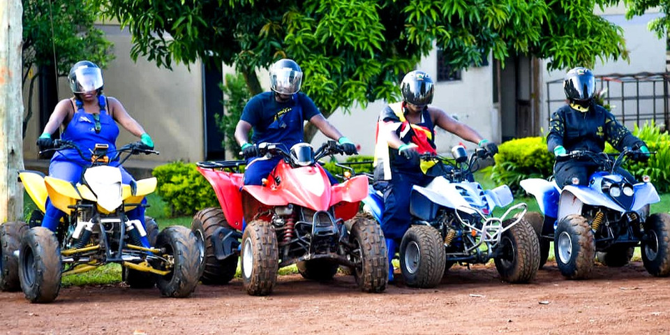 Tongolo Resort Quad Bikes