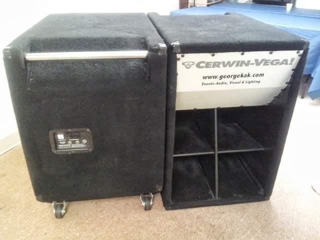 Cerwin Vega Subs
