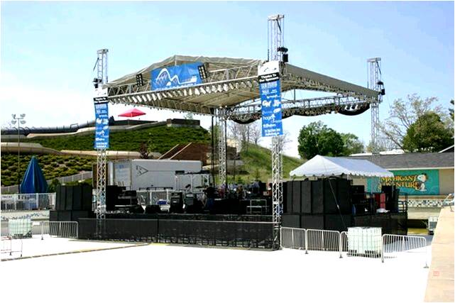 Events Stage