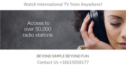 50,000+ Radio Stations