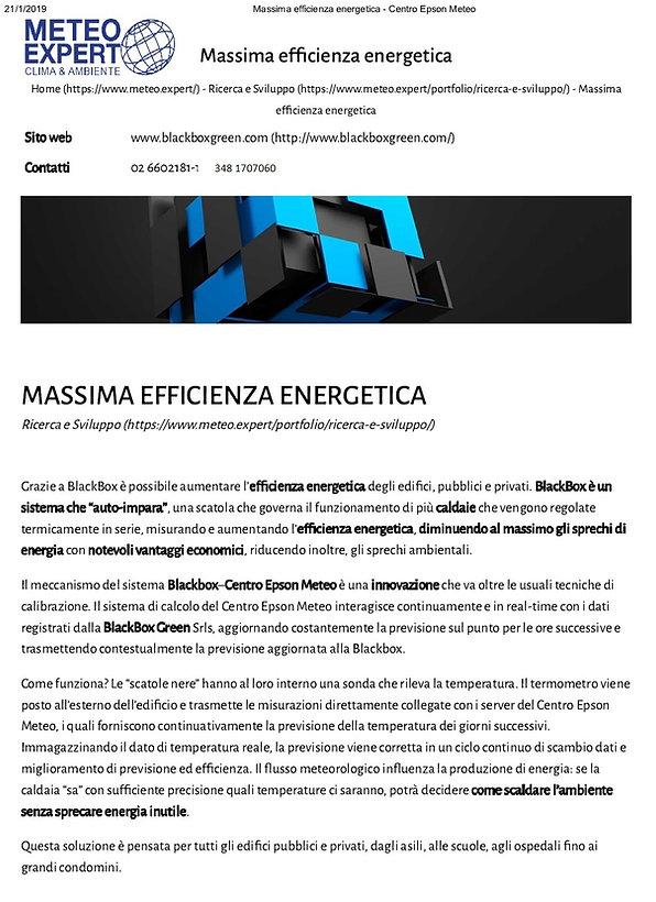 PROGETTO EPSON METEO+ BLACK BOX SU WEB_C