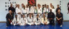 TNT Ju-jitsu group picture