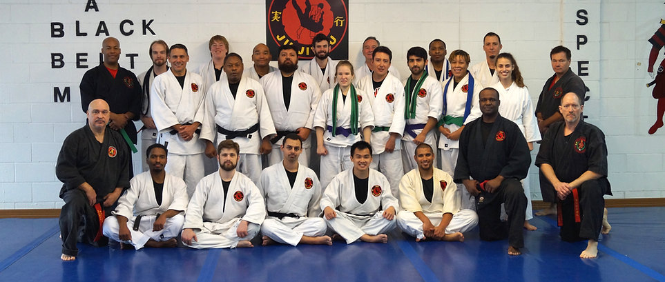 TNT Ju-jitsu group picture