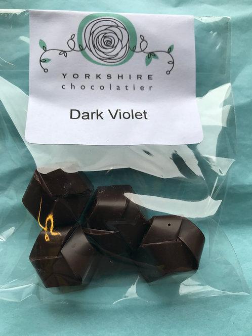 Dark Violet Creams