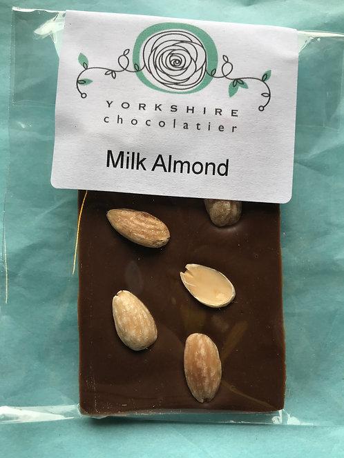 Milk Roasted Almond Bar