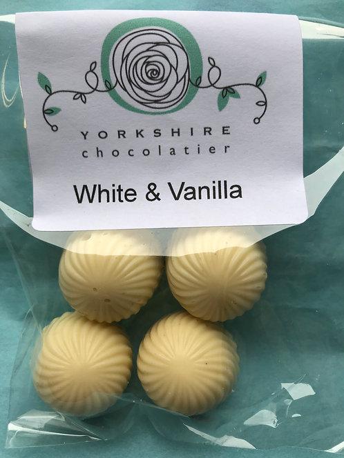 White & Vanilla