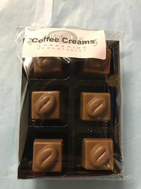 Milk Coffee Creams