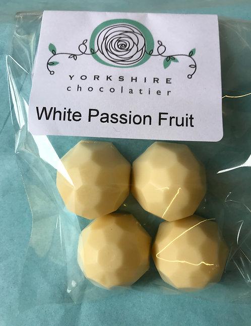 White Passion Fruit Creams