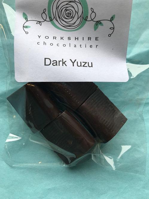 Dark Yuzu Creams