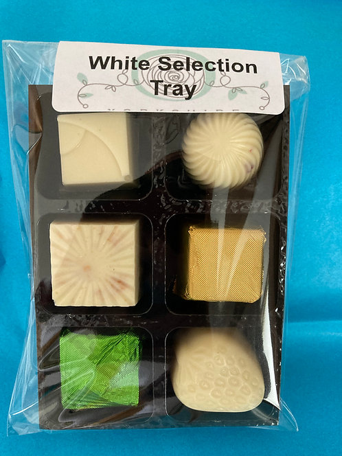Mixed White Selection
