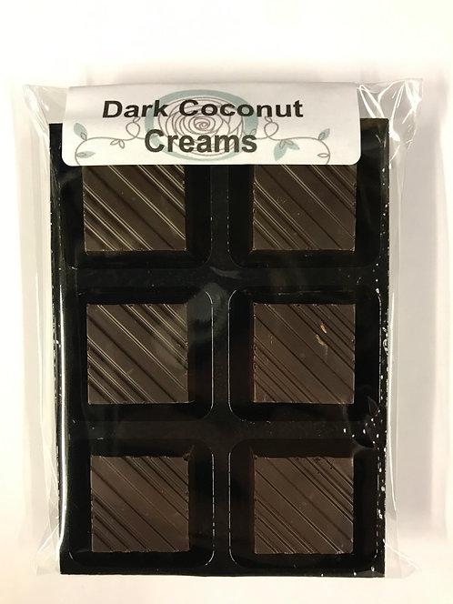 Dark Coconut Creams