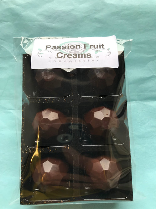 Dark Passion Fruit Creams