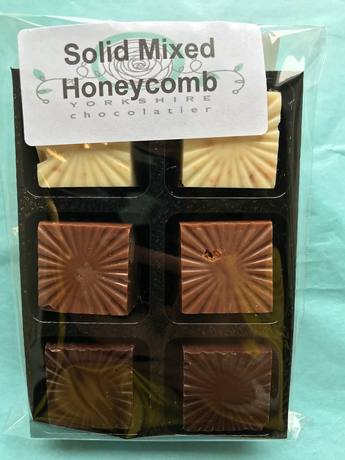 Mixed Chocolate Honeycomb