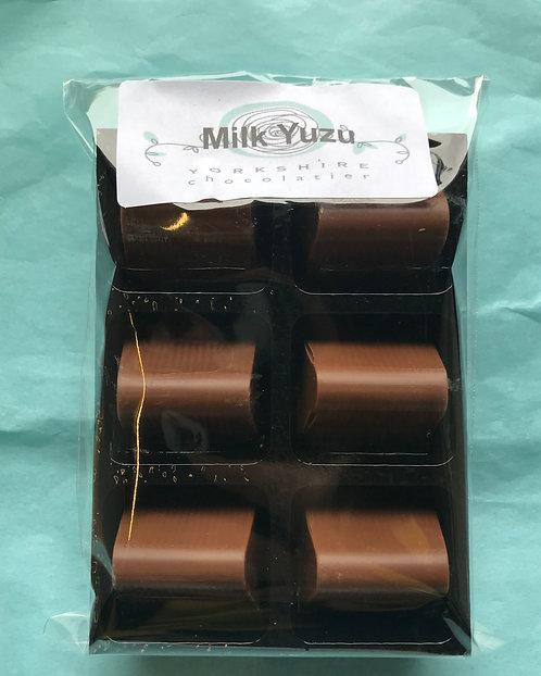 Milk Yuzu Creams