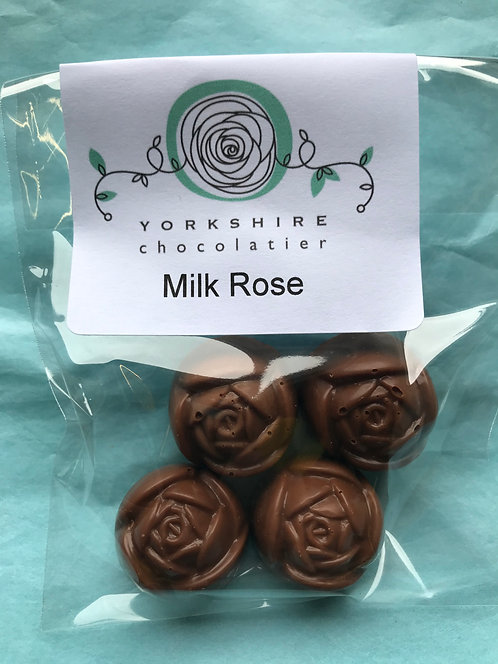 Milk Rose Creams