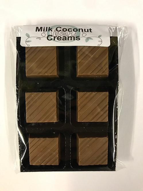 Milk Coconut Creams