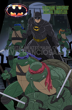 BatmanTMNT