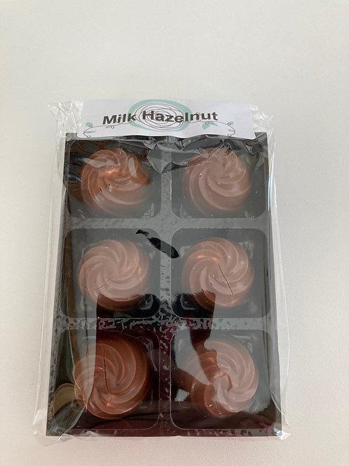 Milk Chocolate Roasted Hazelnut