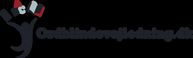 Ordblindevejledning logo
