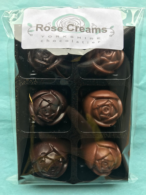 Mixed Rose Creams
