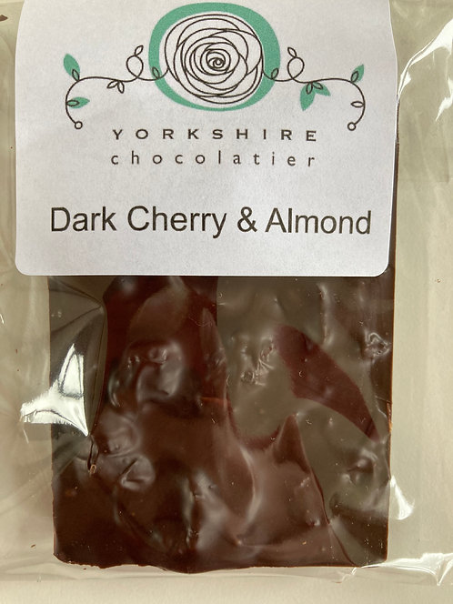 Dark Cherry & Toasted Almond Bar
