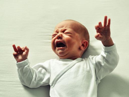 Help! My Baby has Colic!