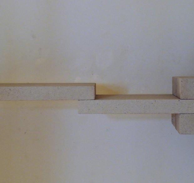 KILN 630 DETAIL OF ARCH
