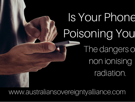 The Dangers of Non Ionising Radiation