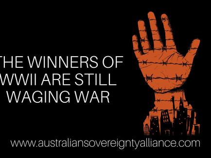 The Winners of WWII are Still Waging War