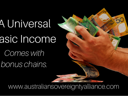 A Universal Income with Bonus Chains