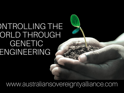 Controlling the World Through Genetic Engineering