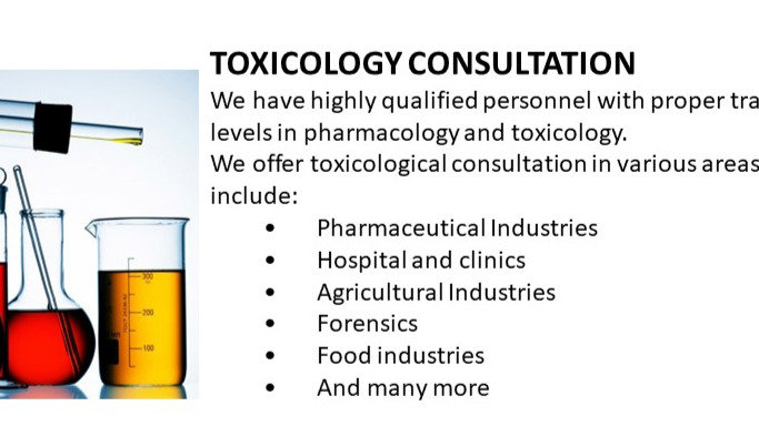 TOXICOLOGY CONSULTANCY