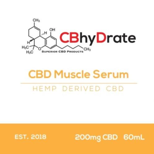 1000mg CBD ROLL-ON muscle serum