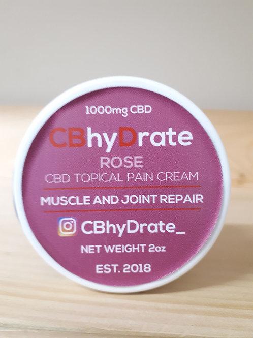 1000mg Rose Skin Salve