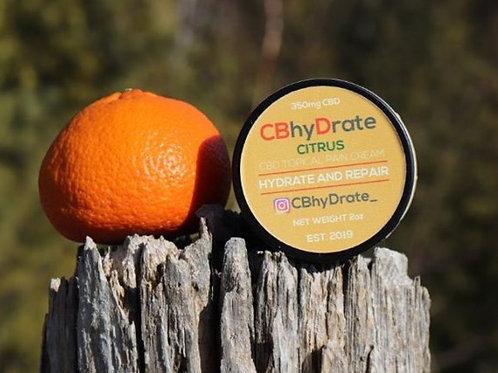 350mg Citrus Skin Salve