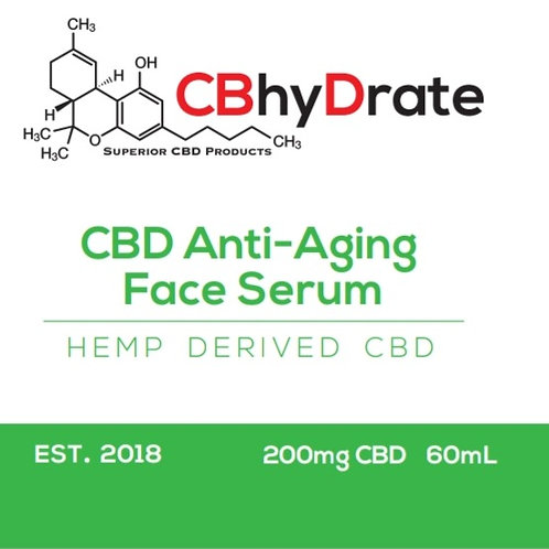 ANTI-AGING face serum 1500mg CBD