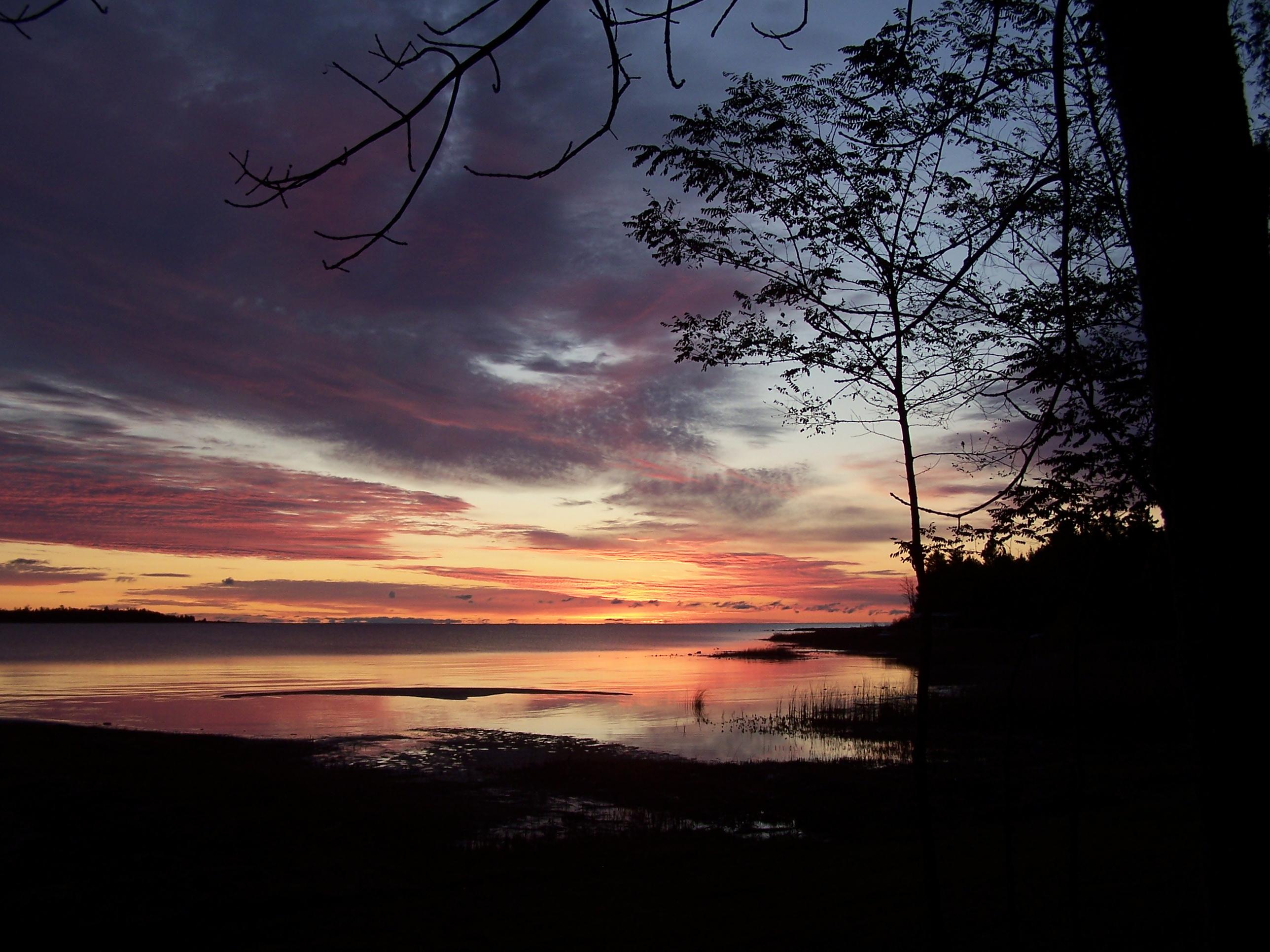 Sun Rise at Bell Bay