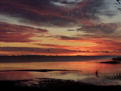 Sunrise at Bell Bay